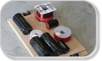 Passive filters kit at AB Sound economic filtering, reliable and qualitative