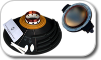 Recone kit and Diaphragm for speakers