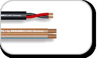 Câbles pour haut-parleurs vendus au mètre