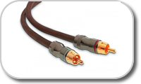 Câble RCA pour l'audio car