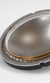 Diaphragms for repair of compression drivers and tweeters