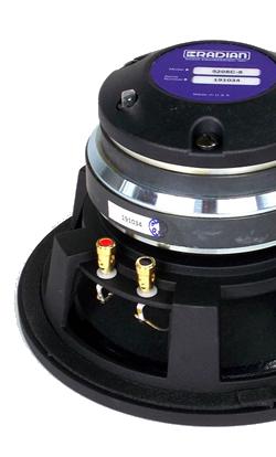 Haut-parleurs Radian Audio Coaxiaux