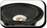 Guitar speaker