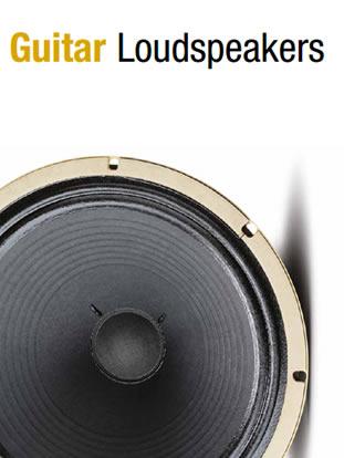 Haut-parleurs Celestion Guitare