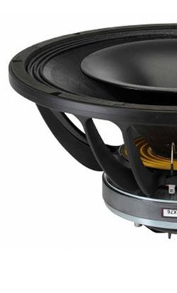 Coaxial speakers by B&C Speakers