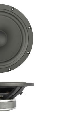 SB Acoustics speakers by type