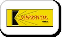 Kits d'enceintes Supravox : Large bande et Haut rendement