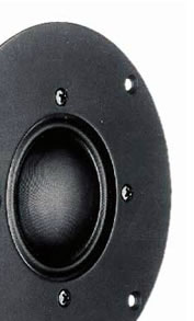 Visaton dome midrange speakers