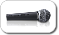 LD Systems microphones