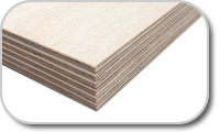 Panneaux de bois Cp Bouleau de Finlande pour enceintes audio
