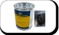 Warnex Paint for acoustic loudspeakers