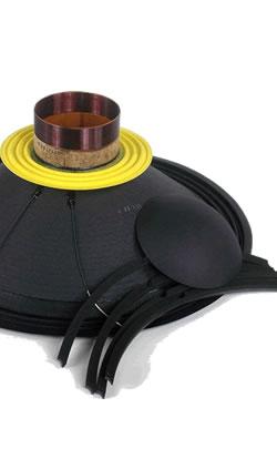 Diaphragmes et kits de réparation pour HP RCF