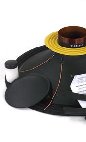 Recone kit to repair speakers