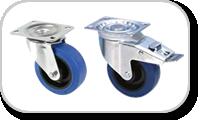 Wheels for loudspeakers