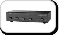 Loudspeakers selector
