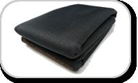 Acoustic fabrics for loudspeaker