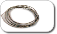 Lead wires for speakers coil